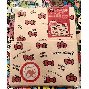 2016 Hello Kitty letter set